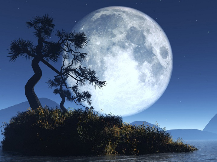 25 Myths & Legends About The Full Moon – Part 1
